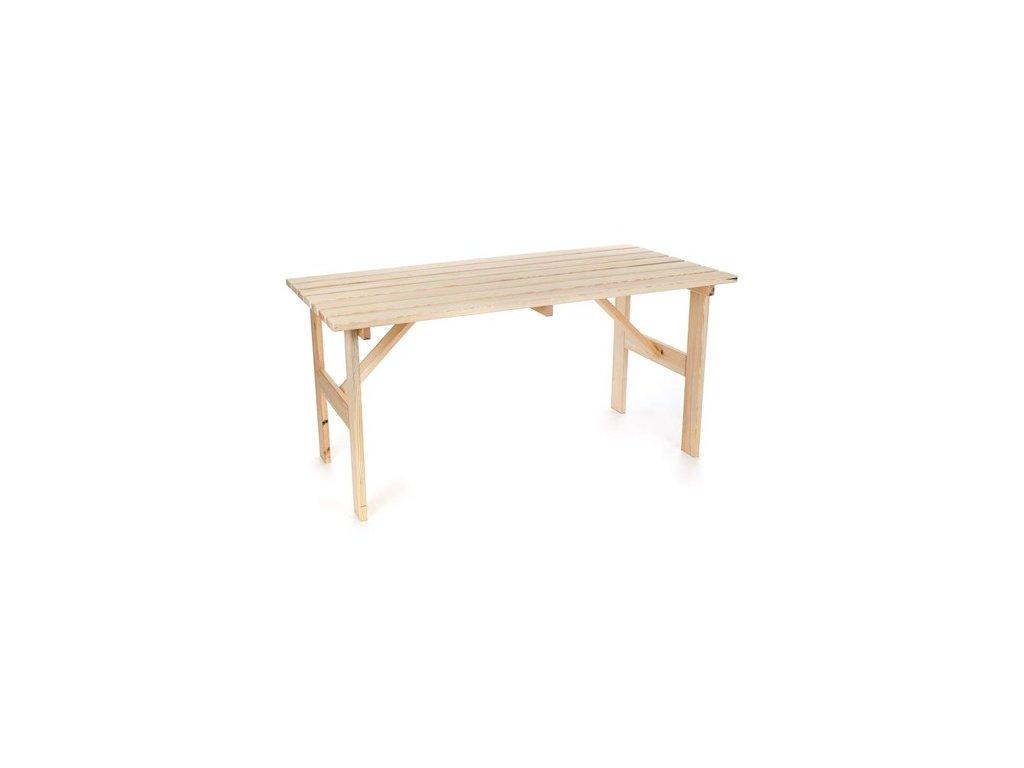 HAPPY GREEN Stůl zahradní MODRAVA 150 x 75 x 74 cm