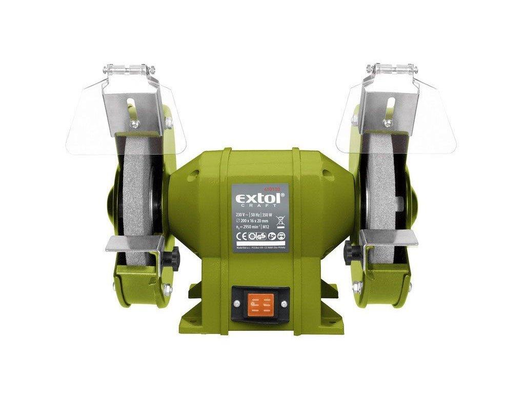 Stolní bruska Extol Craft 350 W 410130