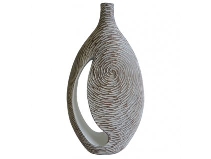 Polyresinová váza 46 cm