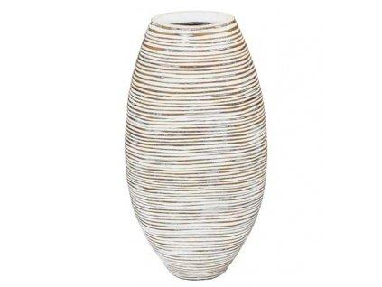 Polyresinová váza Stardeco Scala 45 cm