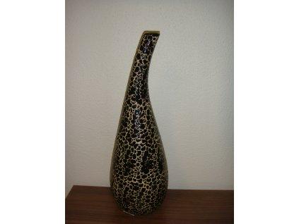 Lexus Dark - keramická váza 36 cm