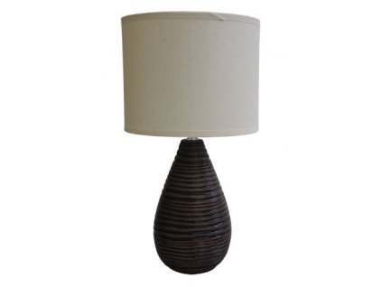 Stolní polyresinová lampa Stardeco LA111PR