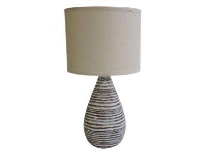 Stolní polyresinová lampa Stardeco LA112PR