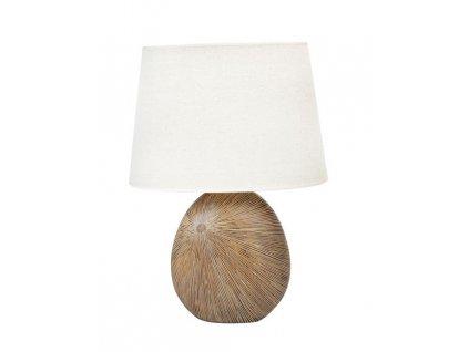 Stolní polyresinová lampa Stardeco Radius