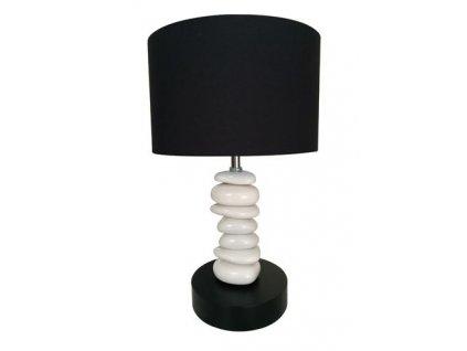 Stolní lampa Stardeco White Rock