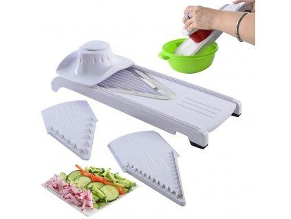 Víceúčelové struhadlo zeleniny a ovoce