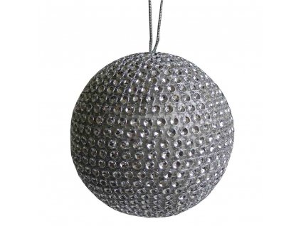 Závěsná koule 16 cm - vánoční dekorace