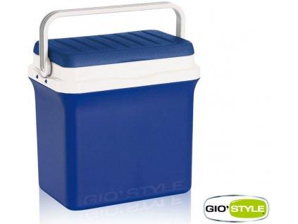 Box Bravo modrý