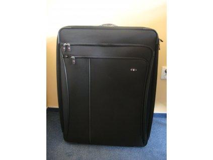 Victorinox cestovní zavadlo WT-30 Werks Traveller, černé 162l