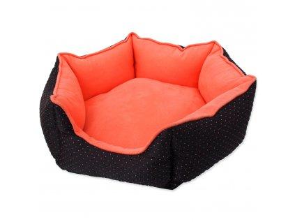 0198831 pelech dog fantasy cerno oranzovy 45 cm