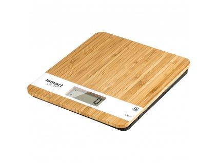 Kuchyňská váha BOMBOO LAMART - LT7024