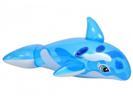 Dětská nafukovací velryba Hecht 170x87 cm