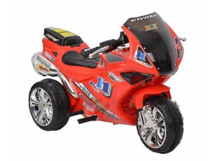 Dětská elektrická tříkolka HECHT 52131