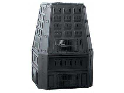 Komposter 600L černý