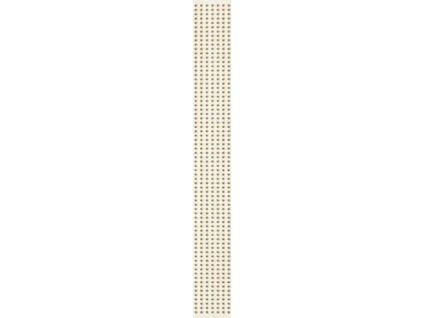 135329 15797 dekorace doppia beige listela 4 8x40 1