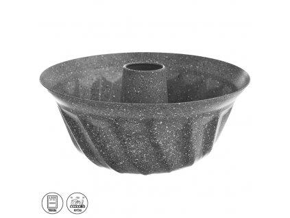 Forma na bábovku kov/nepřilnavý povrch 24,5 cm