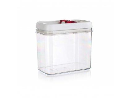 BANQUET Dóza plastová hermetická SAFE 1,2 l