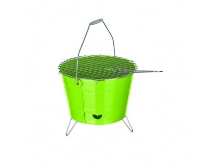HAPPY GREEN Gril BUCKET, green