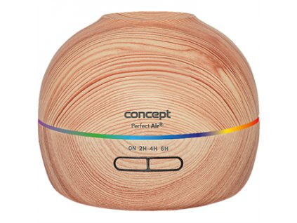 zv1005 zvlhcovac vzduchu perfect air wood i144895