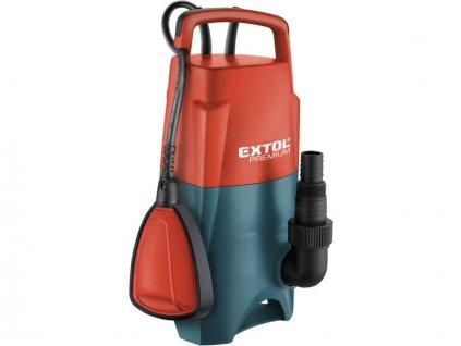 Ponorné čerpadlo Extol Premium SPF 400 - 8895006