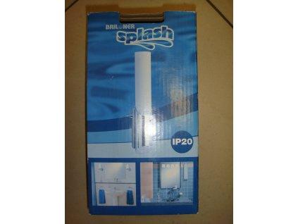 Briloner Koupelnové stěnové světlo, nikl matný, 1xE14/40W 2164-012  IP20