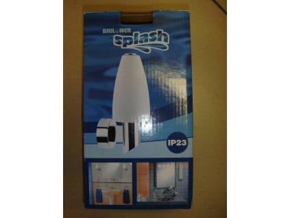 Briloner Koupelnové stěnové světlo, chrom/opál  1xE14/40W 2106/018 IP23
