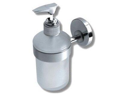 Dávkovač mýdla MEPHISTO - 0,15l, chrom