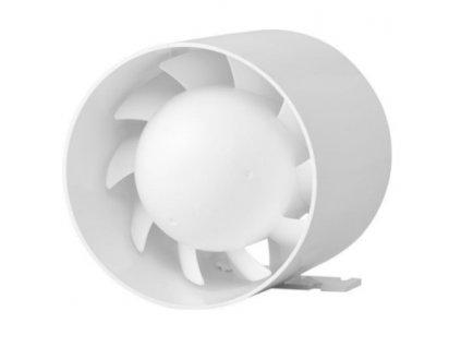 Potrubní axiální ventilátor Haco AV JET 100 S