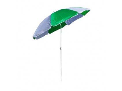 Slunečník s kloubem Happy Green 180 cm