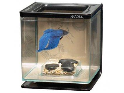 Plastové akvárium Marina Betta Kit Zen 2l
