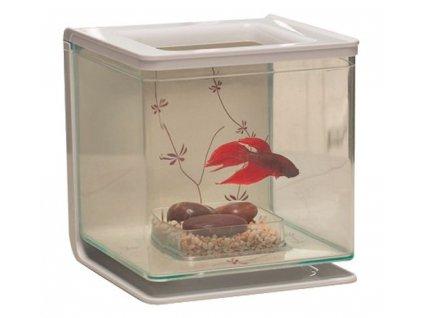 Plastové akvárium Hagen Marina Betta Kit Contemporary 2l