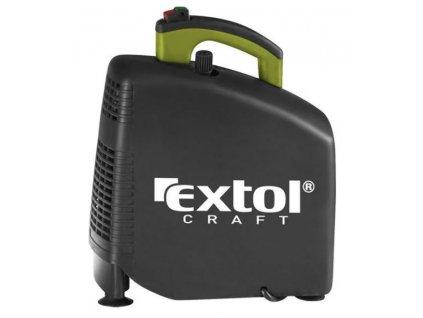 Bezolejový kompresor Extol Craft 418100