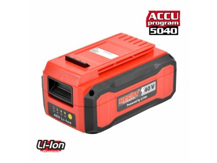 Akumulátorová baterie LI-ION Hecht 005040B 40V 4Ah