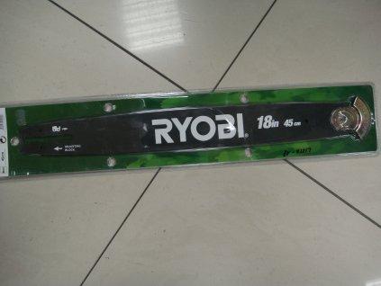 Náhradní vodící lišta k pile Ryobi - 45 cm