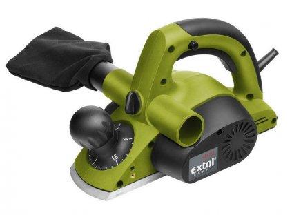 Elektrický hoblík Extol Craft 750 W 409113
