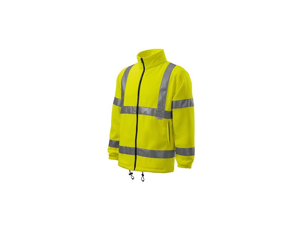 Mikina unisex Fleece Jacket 5V1