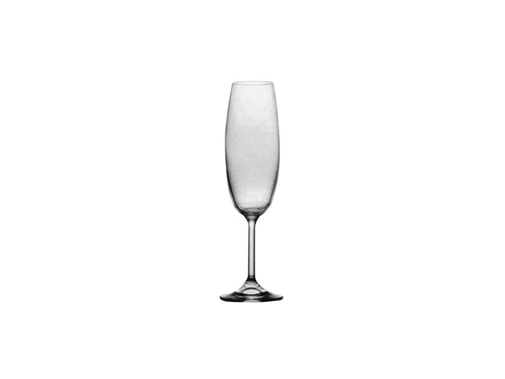 Sektová sklenička Lara 220 ml