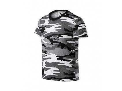 Tričko dětské Camouflage