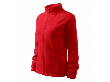 Mikina fleecová dámská Jacket