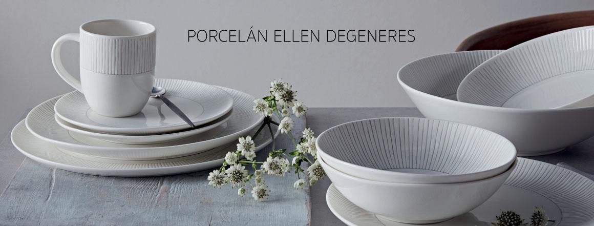 Porcelán Ellen DeGeneres