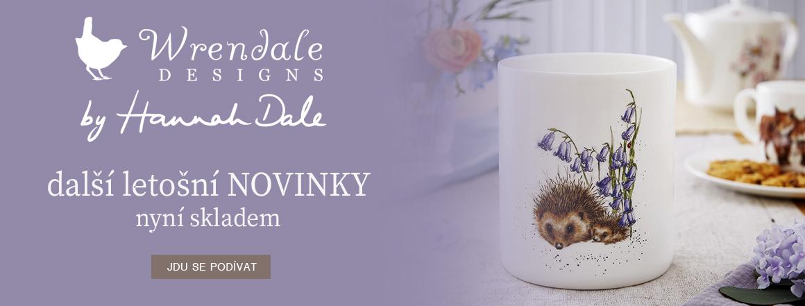 Wrendale porcelán