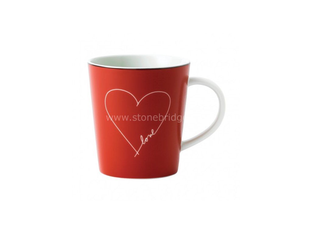 ed ellen degeneres crafted by royal doulton ed valentine mug 701587338936