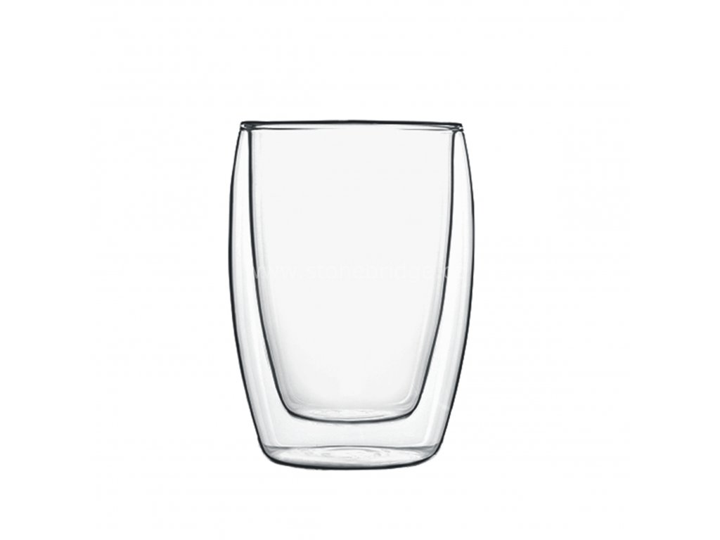 Luigi Bormioli set 2ks Thermic Glass, sklenice Juice (10354)
