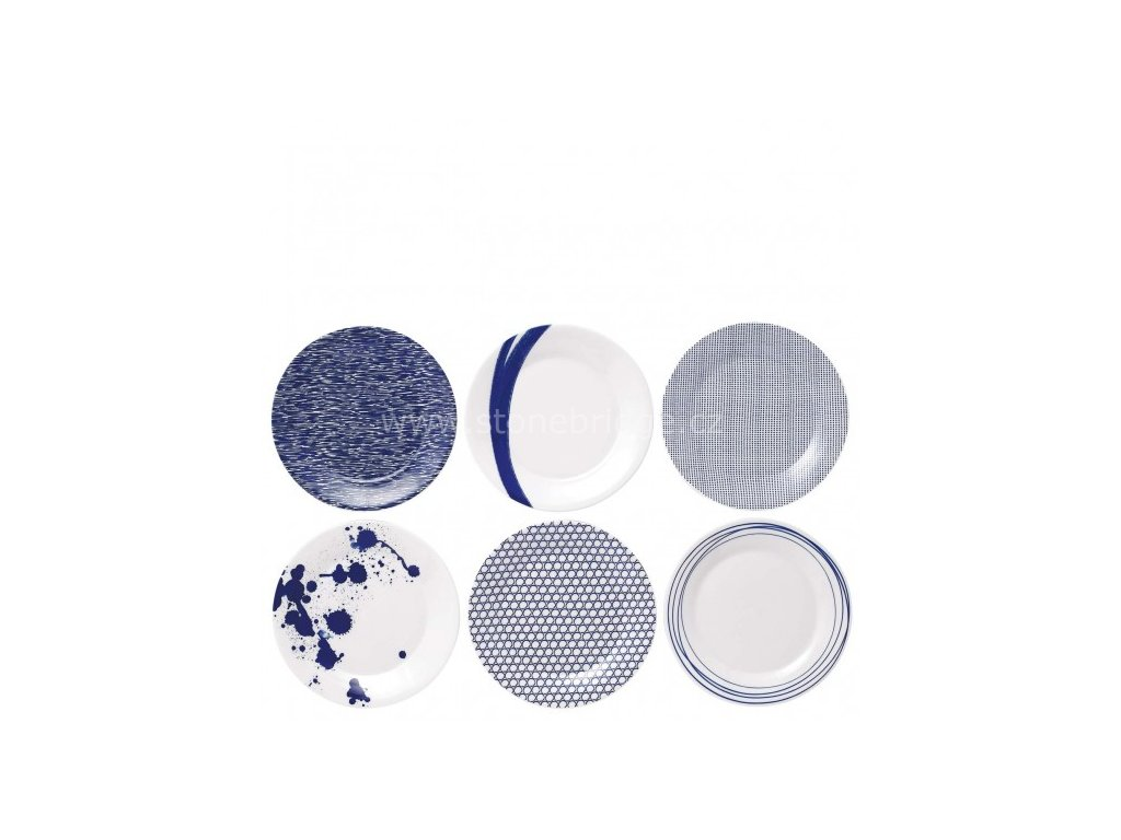 royal doulton pacific plate set 701587222297 1