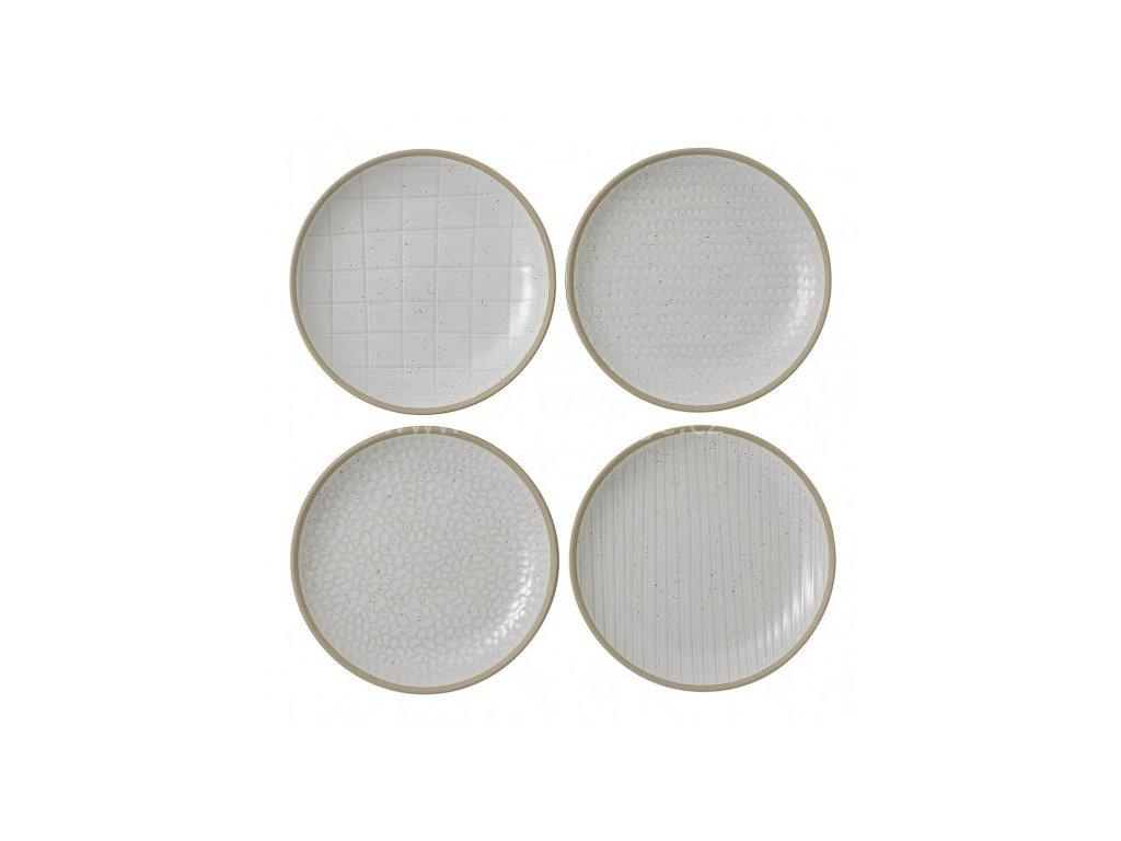royal doulton maze grill white plate set 701587401777 alt1