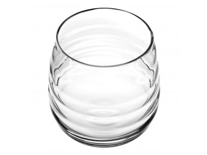 sada 2 nizkych sklenic