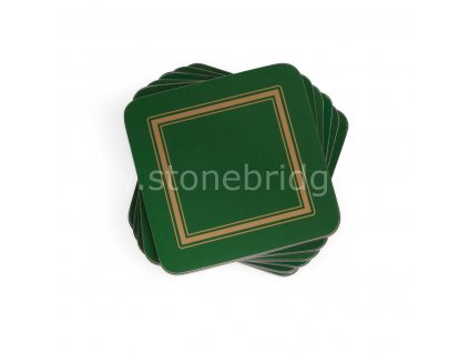 classic emerald coaster set web 1