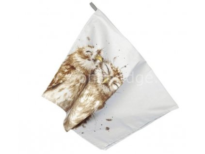 Owl utěrka