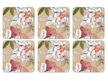 Floral Sketch podlozky
