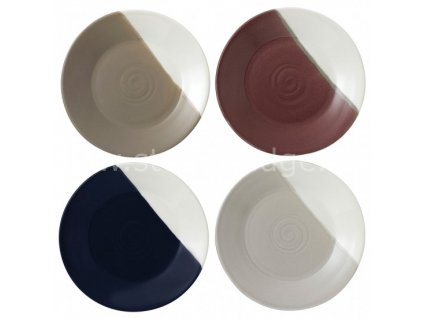 royal doulton coffee studio side plates 701587391368